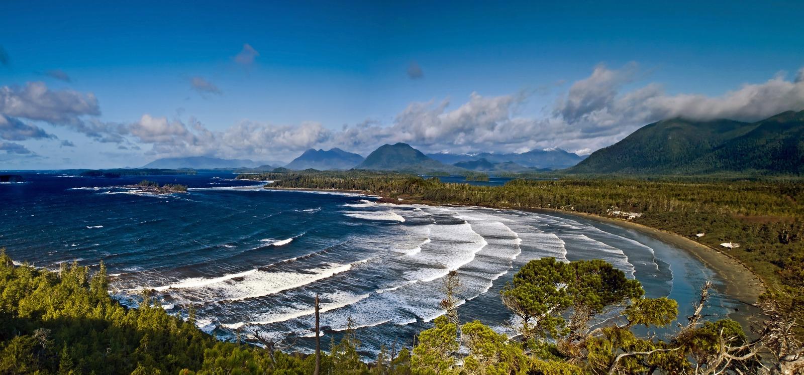 красив, путешествие остров ванкувер фотографии детях