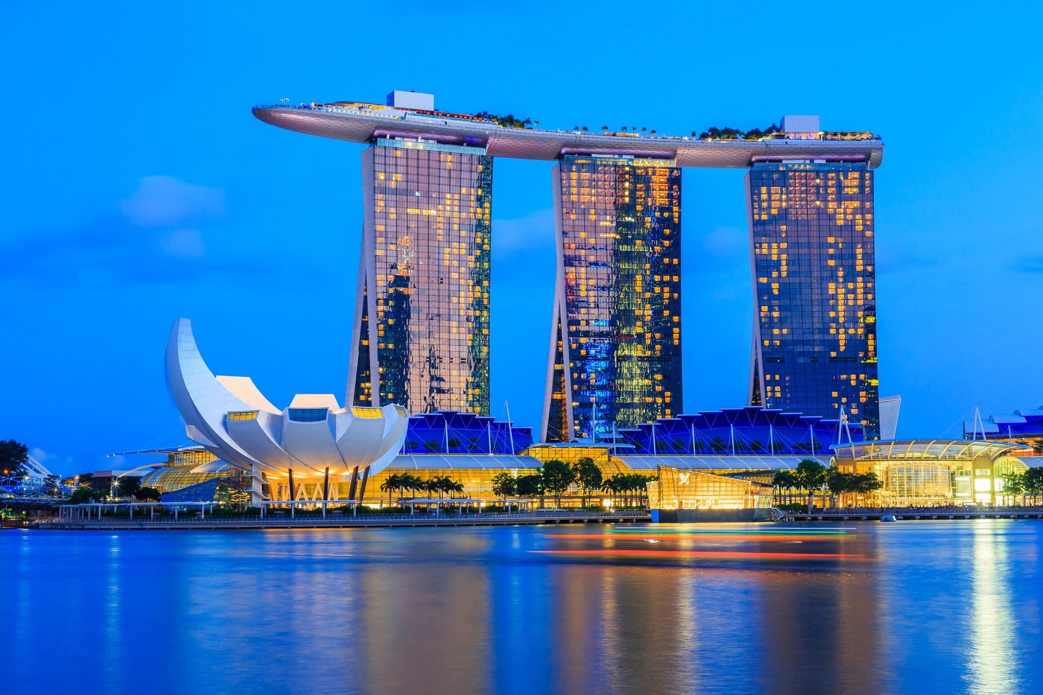 Singapore Sands